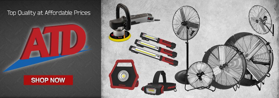 ATD Tools - Top Quality at Affordable Prices at Central Carolina Tools